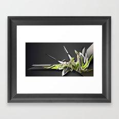 Swinging DAIM Framed Art Print