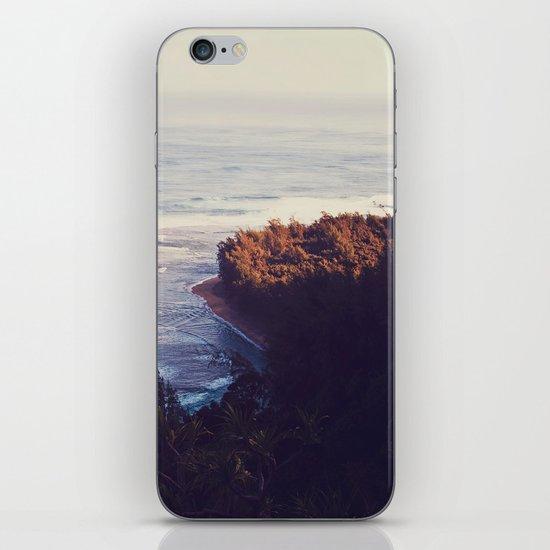 Morning Beach iPhone & iPod Skin