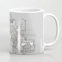 Interlocking Lives, Line… Mug