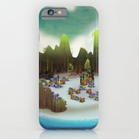 PEACEFUL LIVING iPhone 6 Slim Case