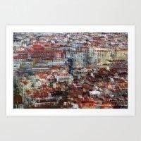 Lisbon 4 Art Print