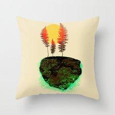 Nature Anthem Throw Pillow