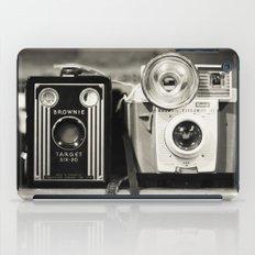 A pair of Kodak Brownies  iPad Case