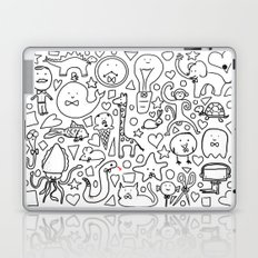 Party Animals Laptop & iPad Skin