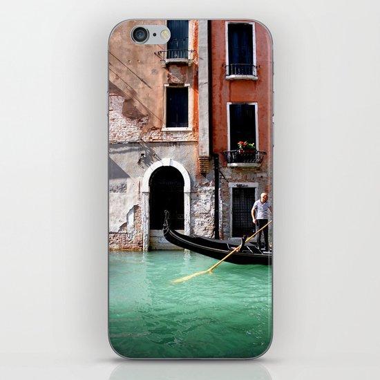 Row Rider iPhone & iPod Skin