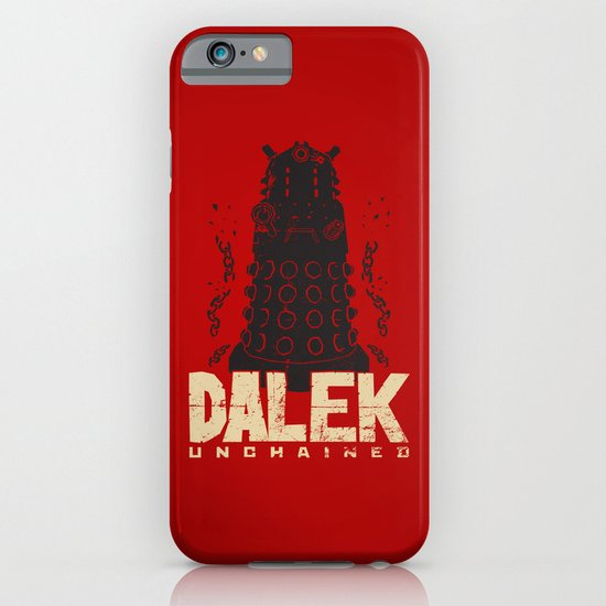 Dalek Unchained iPhone & iPod Case