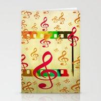 Design 2 Stationery Cards