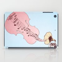 musical moment II  iPad Case