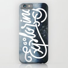 Go Exploring iPhone 6 Slim Case