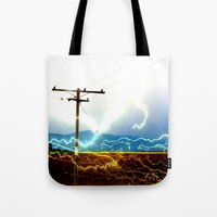 Power Baby, Power By D. … Tote Bag