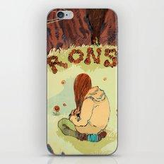 Smultronstället iPhone & iPod Skin
