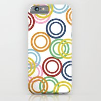 iPhone & iPod Case featuring Hoopla by Project M