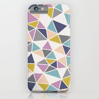 Faceted Heart iPhone 6 Slim Case