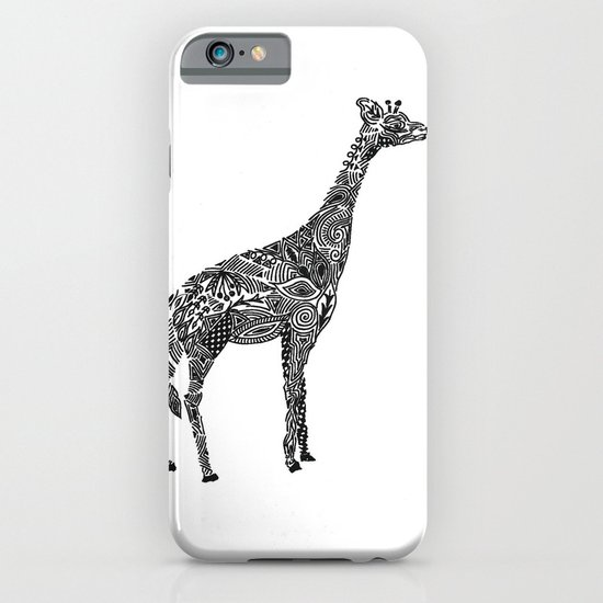 Designer Giraffe iPhone & iPod Case