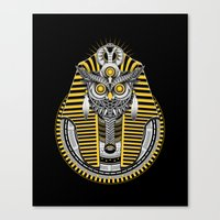 Guardian of the Afterlife Canvas Print