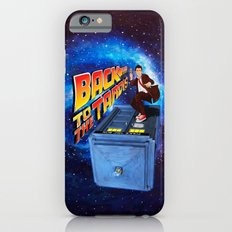 Back to the Tardis doctor who iPhone 4 4s 5 5c 6, pillow case, mugs and tshirt iPhone 6 Slim Case