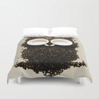 Hoot! Night Owl! Duvet Cover