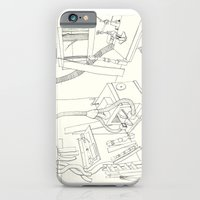 la mueblería de sigfredo iPhone 6 Slim Case