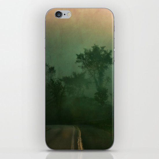 Jump in to the Fog iPhone & iPod Skin