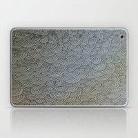 Sea of Lines Laptop & iPad Skin