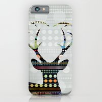iPhone & iPod Case featuring Pop Deer by Angelo Cerantola