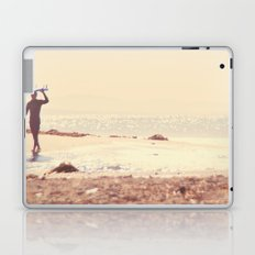A Visceral Need. Surfer photograph Laptop & iPad Skin