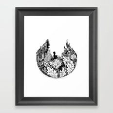 Commune With Nature Framed Art Print