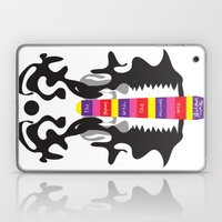 The Elephant With The In… Laptop & iPad Skin