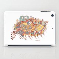 Goat Pig Monster iPad Case
