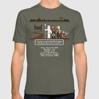 Aragorn Trail Mens Fitted Tee Lieutenant SMALL