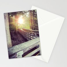 Sun in the Park Stationery Cards