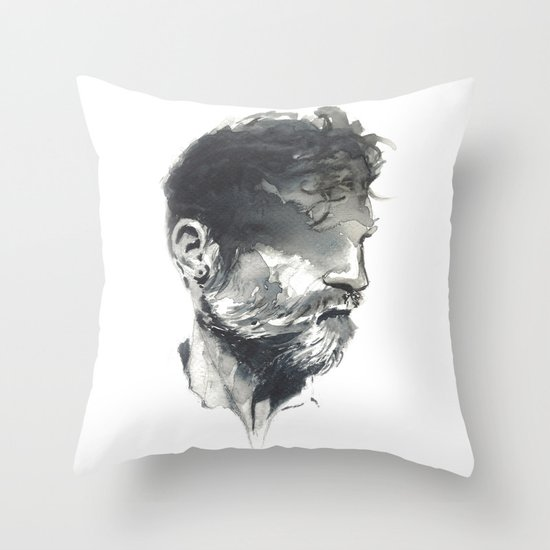 the other (Var I) Throw Pillow