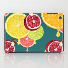 tropic fruit  iPad Case