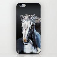 Horse Ghost iPhone & iPod Skin