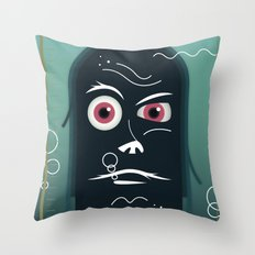 What is this?! Throw Pillow