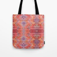 Desert Heat Tote Bag