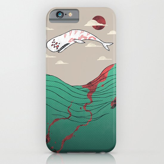 White Whale iPhone & iPod Case