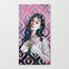 Transparent Design  Canvas Print