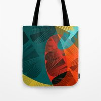 Spring is for feathers Tote Bag
