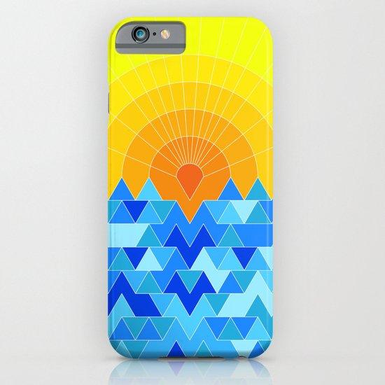 Sun & Sea iPhone & iPod Case