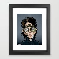Ichabod Framed Art Print