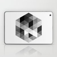 Geo Hex 02. Laptop & iPad Skin