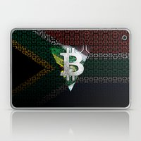 Bitcoin South Africa Laptop & iPad Skin