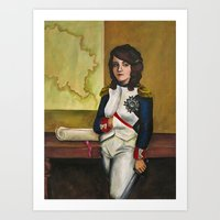 Napoleonne Art Print