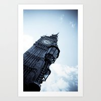Big Ben Theory Art Print