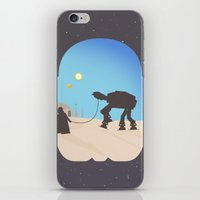 darth Pet-Pet iPhone & iPod Skin