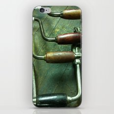 Vintage Tools iPhone & iPod Skin