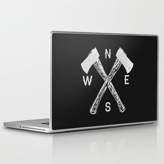Compass 2 Laptop & iPad Skin