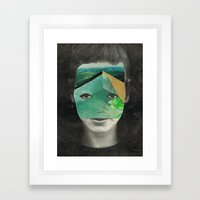 mum Framed Art Print