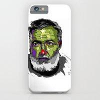 E. Hemmingway iPhone 6 Slim Case
